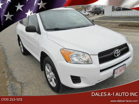 2011 Toyota RAV4 for sale at Dales A-1 Auto Inc in Jamestown ND
