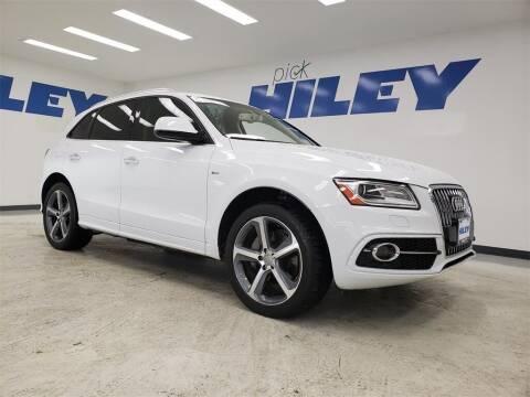2017 Audi Q5 for sale at HILEY MAZDA VOLKSWAGEN of ARLINGTON in Arlington TX