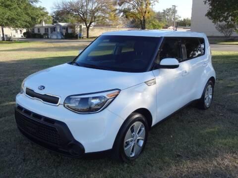 2014 Kia Soul for sale at 123 Car 2 Go LLC in Dallas TX