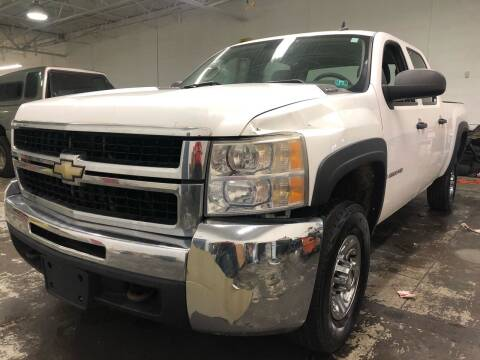 2009 Chevrolet Silverado 2500HD for sale at Paley Auto Group in Columbus OH