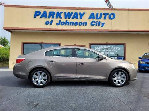 2011 Buick LaCrosse for sale at PARKWAY AUTO SALES OF BRISTOL - PARKWAY AUTO JOHNSON CITY in Johnson City TN