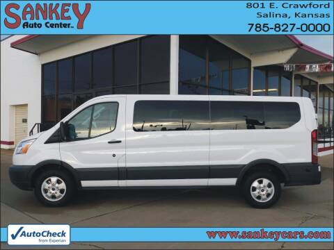 2018 Ford Transit Passenger for sale at Sankey Auto Center, Inc in Salina KS