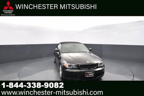 2011 BMW 1 Series for sale at Winchester Mitsubishi in Winchester VA