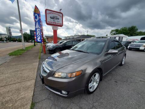 2008 Acura TL for sale at Ford's Auto Sales in Kingsport TN