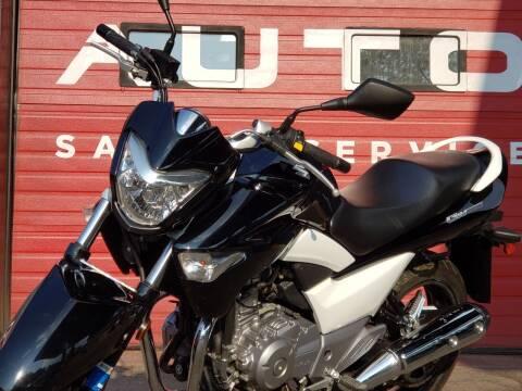2013 Suzuki GW250 for sale at Apple Auto Sales Inc in Camillus NY