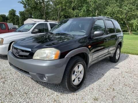 2002 Mazda Tribute for sale at Doyle's Auto Sales and Service in North Vernon IN