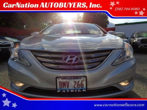 2012 Hyundai Sonata for sale at CarNation AUTOBUYERS, Inc. in Rockville Centre NY