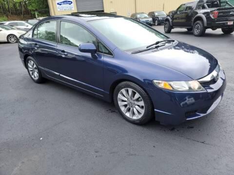 2009 Honda Civic for sale at GA Auto IMPORTS  LLC in Buford GA