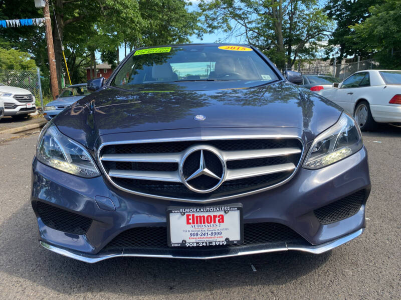 2015 Mercedes-Benz E-Class for sale in Roselle, NJ