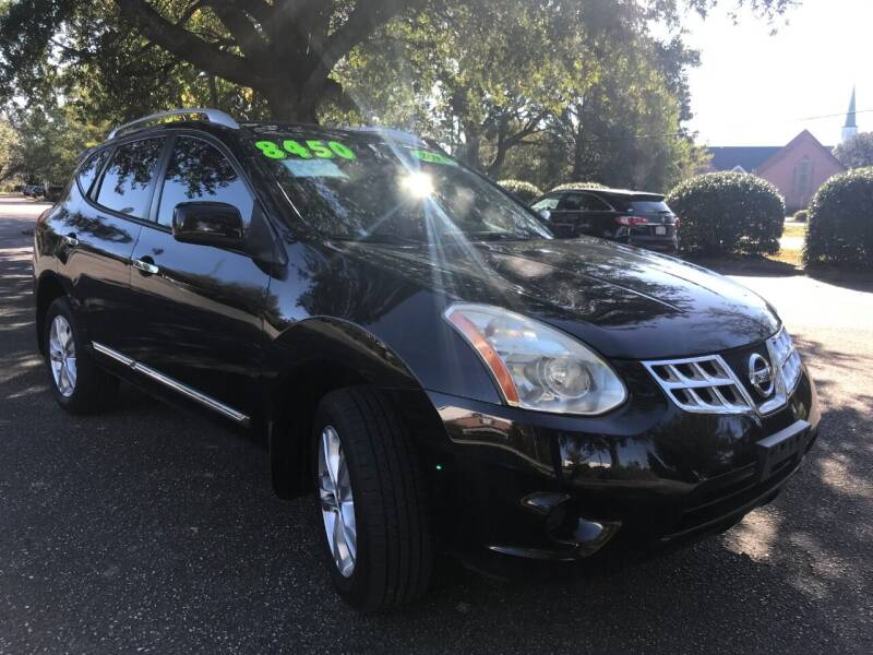 2013 Nissan Rogue AWD SV 4dr Crossover - Wilmington NC