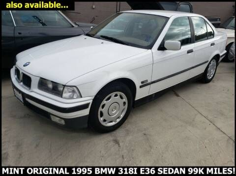1995 BMW 3 Series for sale at Classic Car Deals in Cadillac MI