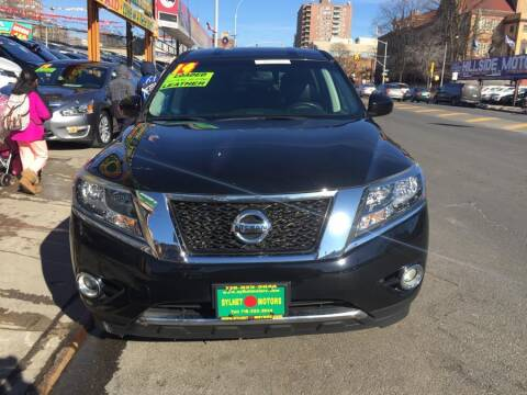 2014 Nissan Pathfinder for sale at Sylhet Motors in Jamaica NY