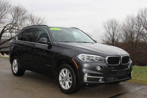 2015 BMW X5 for sale at Harrison Auto Sales in Irwin PA