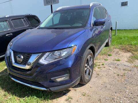 2018 Nissan Rogue for sale at M-97 Auto Dealer in Roseville MI