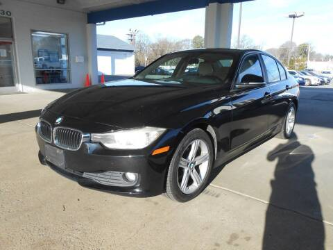 2015 BMW 3 Series for sale at Auto America - Monroe in Monroe NC