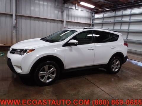 2013 Toyota RAV4 for sale at East Coast Auto Source Inc. in Bedford VA