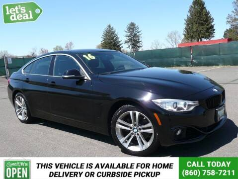 2016 BMW 4 Series for sale at Shamrock Motors in East Windsor CT