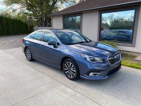 2018 Subaru Legacy for sale at VITALIYS AUTO SALES in Chicopee MA