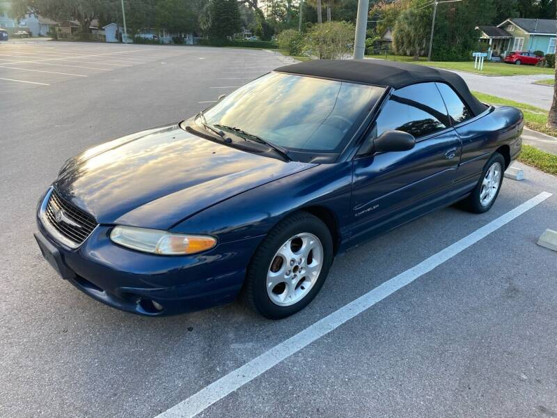 2000 Chrysler Sebring for sale at CHECK  AUTO INC. in Tampa FL