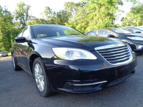 2012 Chrysler 200 for sale at All State Auto Sales in Morrisville PA