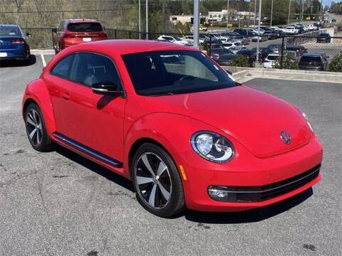 2013 Volkswagen Beetle for sale at CU Carfinders in Norcross GA
