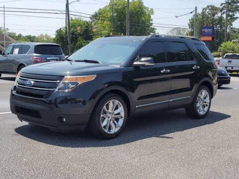 2015 Ford Explorer for sale at Gentry & Ware Motor Co. in Opelika AL