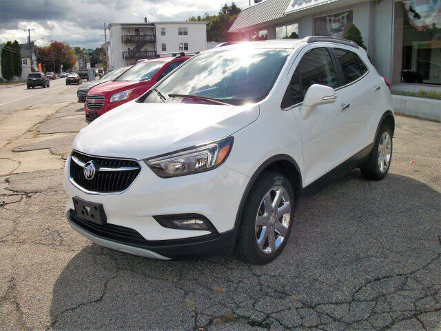 2017 Buick Encore for sale at Knight Automotive in Southbridge MA