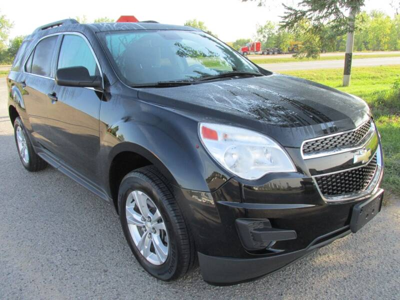 2013 Chevrolet Equinox for sale at Buy-Rite Auto Sales in Shakopee MN