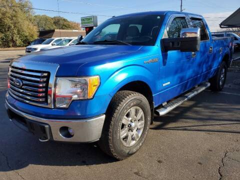 2011 Ford F-150 for sale at MIDWEST CAR SEARCH in Fridley MN