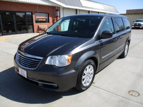 2015 Chrysler Town and Country for sale at Eden's Auto Sales in Valley Center KS