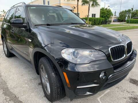 2013 BMW X5 for sale at Eden Cars Inc in Hollywood FL