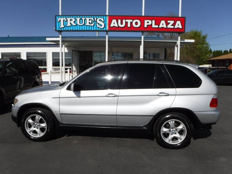2006 BMW X5 for sale at True's Auto Plaza in Union Gap WA