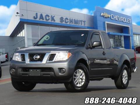 2019 Nissan Frontier for sale at Jack Schmitt Chevrolet Wood River in Wood River IL