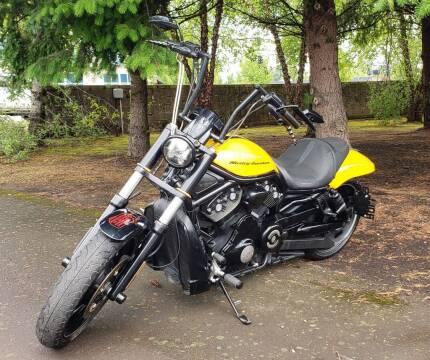 2011 Harley-Davidson VRSCDX for sale at VIking Auto Sales LLC in Salem OR