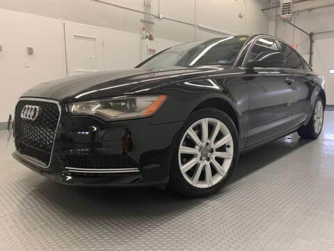 2013 Audi A6 for sale at TOWNE AUTO BROKERS in Virginia Beach VA
