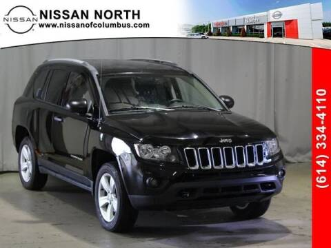 2017 Jeep Compass for sale at Auto Center of Columbus in Columbus OH