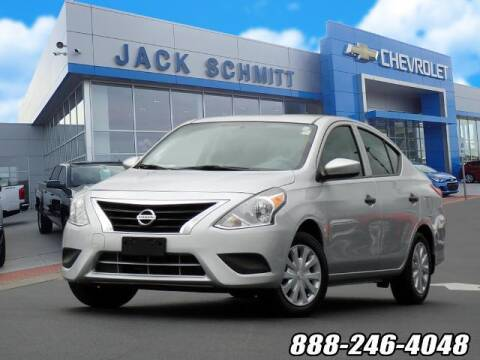 2017 Nissan Versa for sale at Jack Schmitt Chevrolet Wood River in Wood River IL