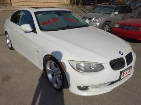 2011 BMW 3 Series for sale at R & D Motors in Austin TX