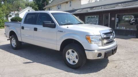 2014 Ford F-150 for sale at Motor House in Alden NY