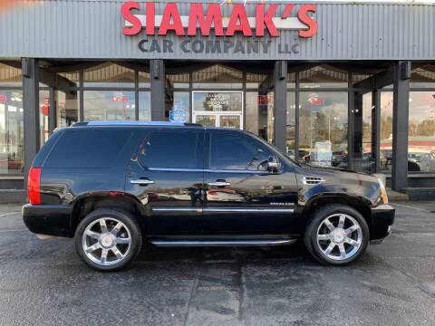 2012 Cadillac Escalade for sale at Siamak's Car Company llc in Salem OR
