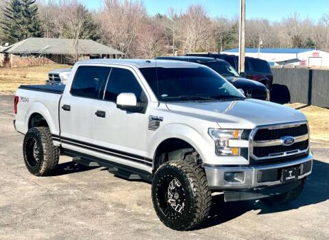 2017 Ford F-150 for sale at Torque Motorsports in Rolla MO