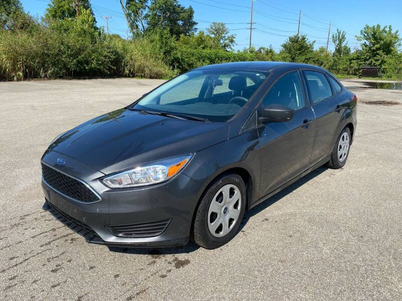 2016 Ford Focus for sale at Mr. Auto in Hamilton OH