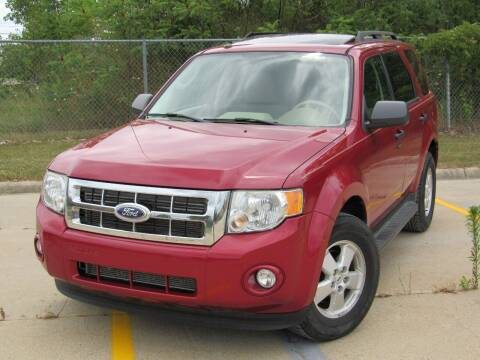 2010 Ford Escape for sale at A & R Auto Sale in Sterling Heights MI