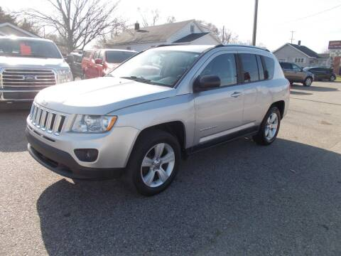 2011 Jeep Compass for sale at Jenison Auto Sales in Jenison MI
