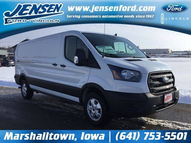 2020 Ford Transit Cargo for sale at JENSEN FORD LINCOLN MERCURY in Marshalltown IA