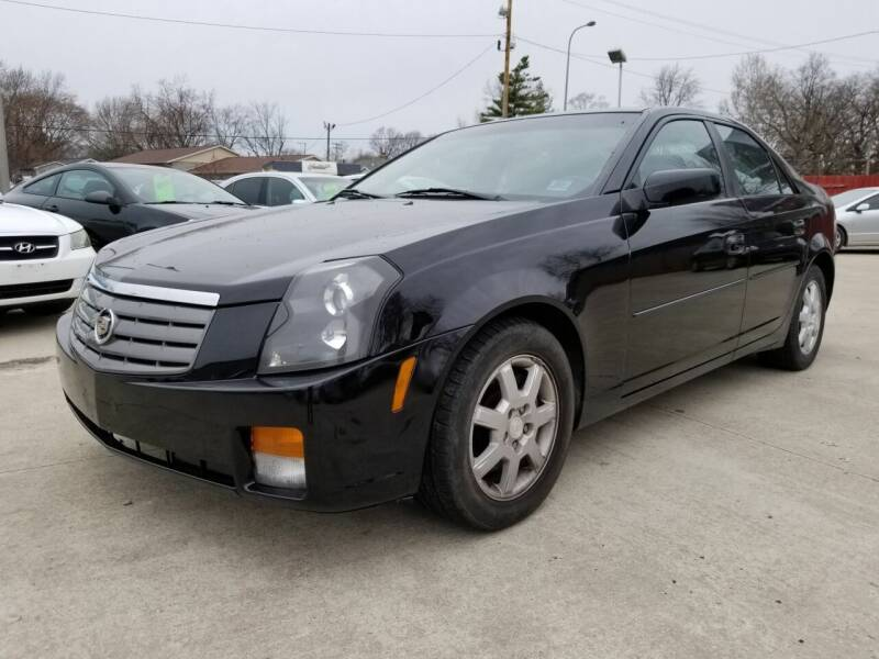 2006 Cadillac CTS for sale at Crispin Auto Sales in Urbana IL