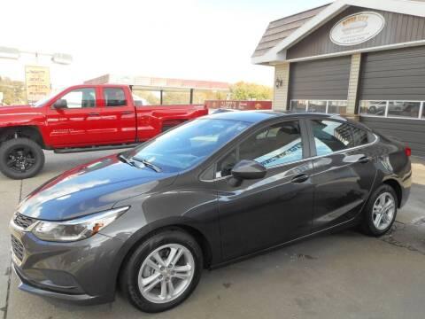 2017 Chevrolet Cruze for sale at River City Auto Center LLC in Chester IL