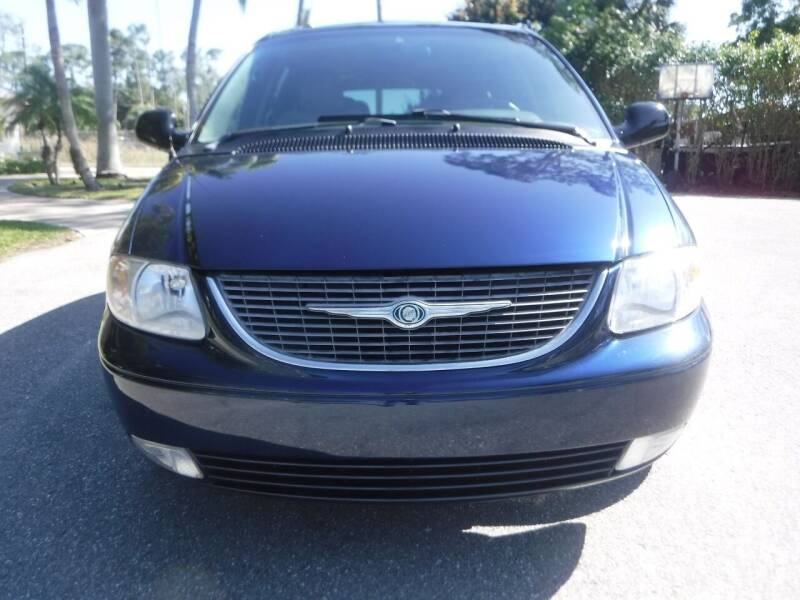 2002 Chrysler Town and Country for sale at Seven Mile Motors, Inc. in Naples FL