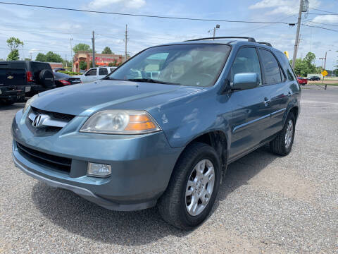 2006 Acura MDX for sale at Safeway Auto Sales in Horn Lake MS