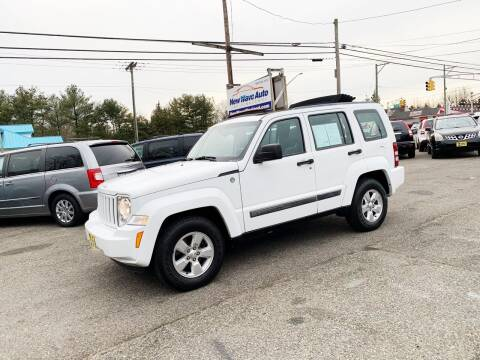 2011 Jeep Liberty for sale at New Wave Auto of Vineland in Vineland NJ